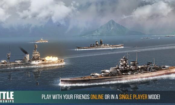 Battle of Warships Ekran Görüntüleri - 4