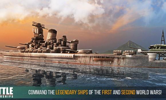 Battle of Warships Ekran Görüntüleri - 3