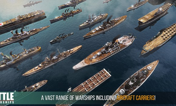 Battle of Warships Ekran Görüntüleri - 2