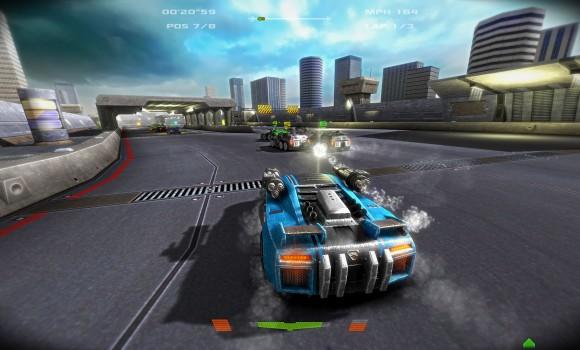 Battle Riders Ekran Görüntüleri - 1