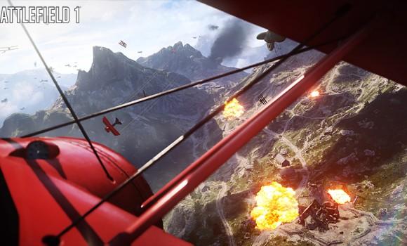 Battlefield 1 Ekran Görüntüleri - 7