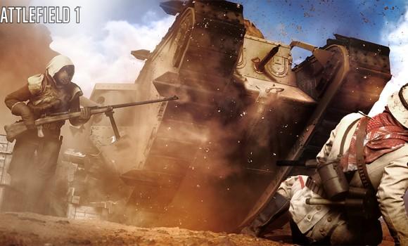 Battlefield 1 Ekran Görüntüleri - 1