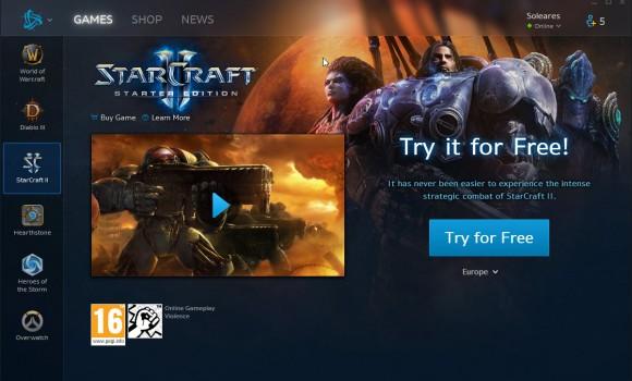 Battle.net Ekran Görüntüleri - 4
