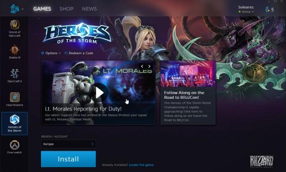 Battle.net Ekran Görüntüleri - 2