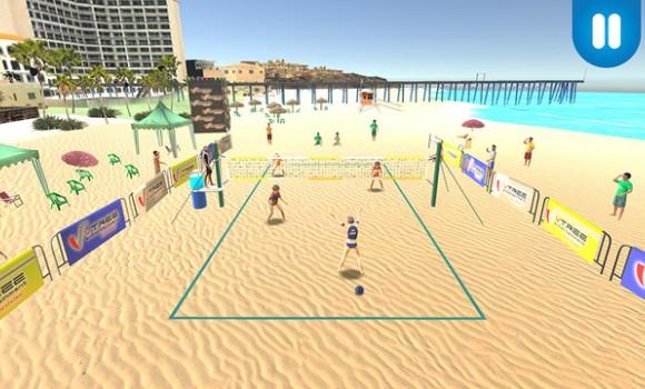 Beach Volleyball 2016 Ekran Görüntüleri - 3