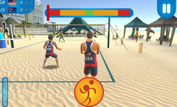 Beach Volleyball 2016 Ekran Görüntüleri - 2