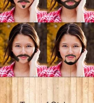 Beardify - Grow a Beard Ekran Görüntüleri - 2