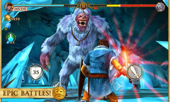 Beast Quest Ekran Görüntüleri - 1