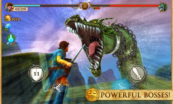 Beast Quest Ekran Görüntüleri - 2