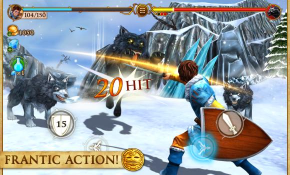 Beast Quest Ekran Görüntüleri - 4