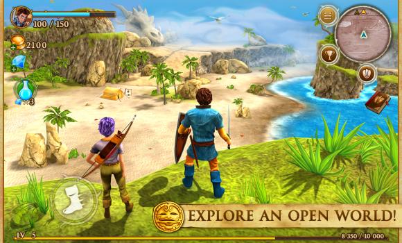 Beast Quest Ekran Görüntüleri - 3