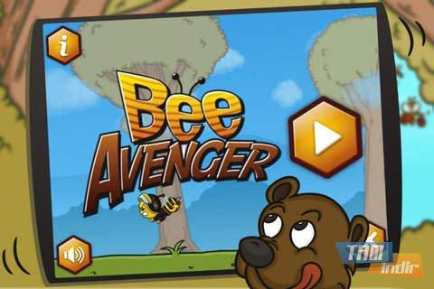Bee Avenger Free Ekran Görüntüleri - 4