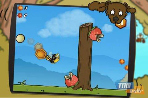Bee Avenger Free Ekran Görüntüleri - 1