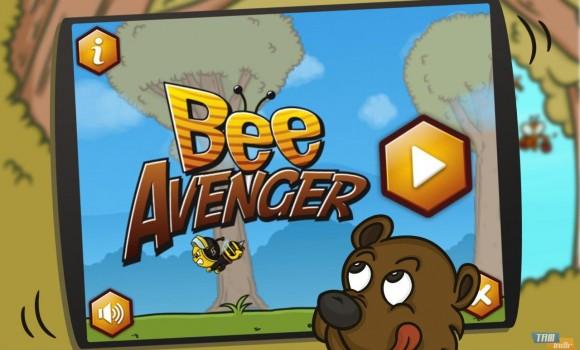 Bee Avenger HD FREE Ekran Görüntüleri - 4