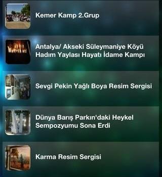 Beşiktaş Belediyesi Ekran Görüntüleri - 1