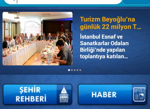 Beyoğlu Belediyesi Ekran Görüntüleri - 5