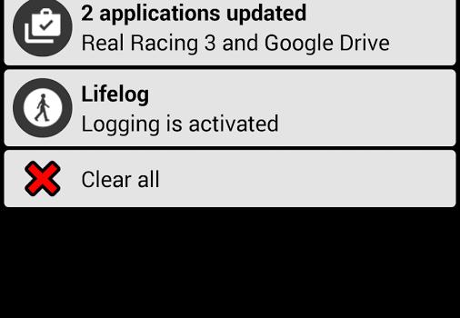 BIG Notifications Ekran Görüntüleri - 5
