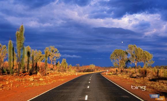 Bing'in En İyileri: Avustralya Teması Ekran Görüntüleri - 2