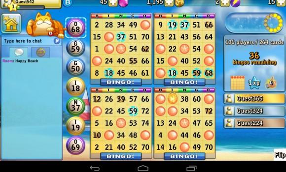 Bingo Beach Ekran Görüntüleri - 3
