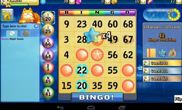 Bingo Beach Ekran Görüntüleri - 2