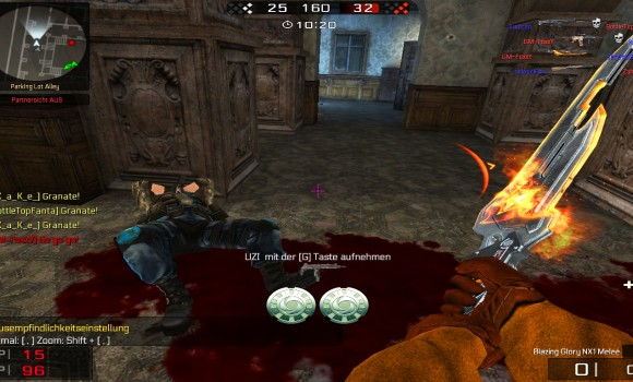 BlackShot: Mercenary Warfare FPS Ekran Görüntüleri - 2