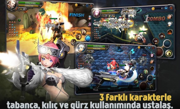 Blade Waltz Ekran Görüntüleri - 4