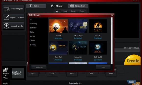 BlazeVideo SmartShow Ekran Görüntüleri - 4