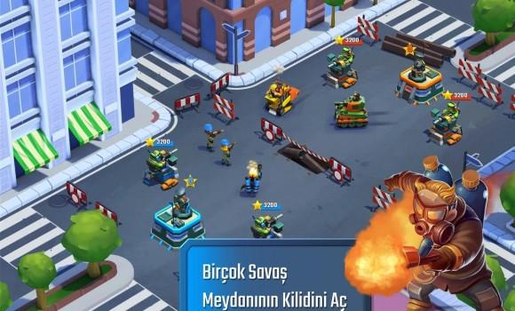 Blitz Brigade: Rival Tactics Ekran Görüntüleri - 4