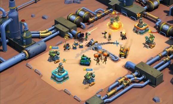 Blitz Brigade: Rival Tactics Ekran Görüntüleri - 3