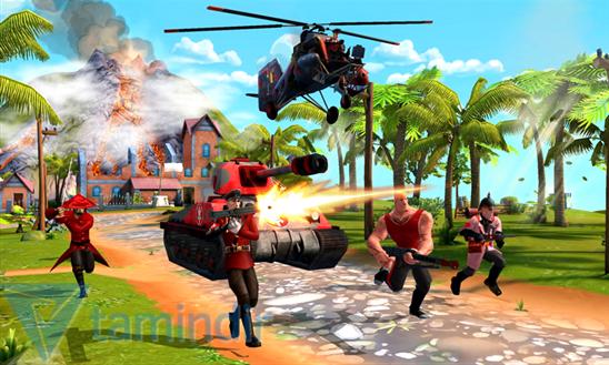 Blitz Brigade Ekran Görüntüleri - 4