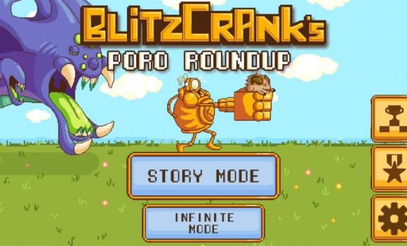 Blitzcrank's Poro Roundup Ekran Görüntüleri - 4