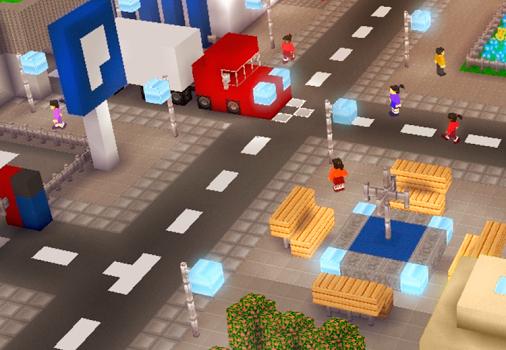 Block Craft 3D: Free Simulator Ekran Görüntüleri - 1