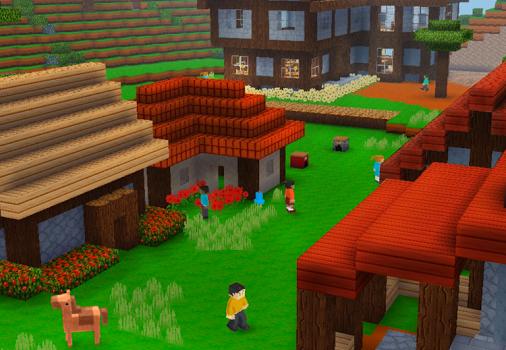 Block Craft 3D: Free Simulator Ekran Görüntüleri - 2