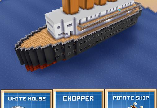 Block Craft 3D: Free Simulator Ekran Görüntüleri - 4