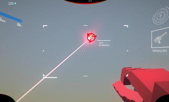 Block Robot Mini Survival Game Ekran Görüntüleri - 7