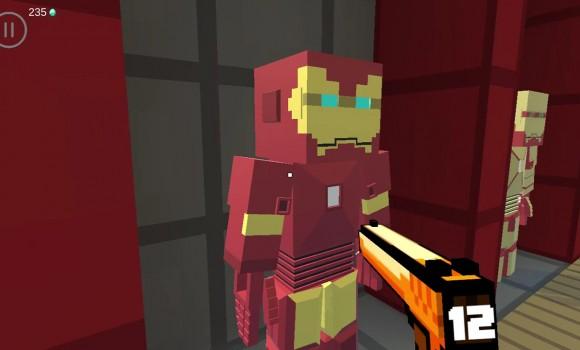 Block Robot Mini Survival Game Ekran Görüntüleri - 5