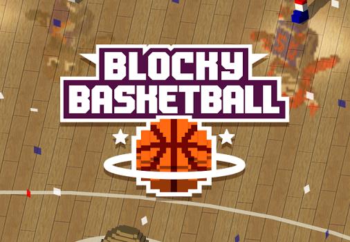 Blocky Basketball Ekran Görüntüleri - 5