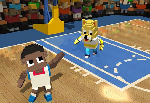 Blocky Basketball Ekran Görüntüleri - 4