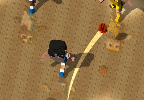 Blocky Basketball Ekran Görüntüleri - 3
