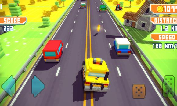 Blocky Highway Ekran Görüntüleri - 4
