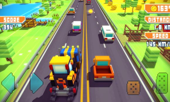 Blocky Highway Ekran Görüntüleri - 2