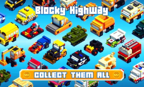 Blocky Highway Ekran Görüntüleri - 1