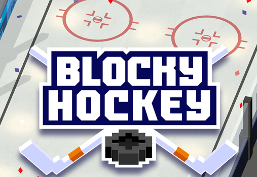 Blocky Hockey Ekran Görüntüleri - 5