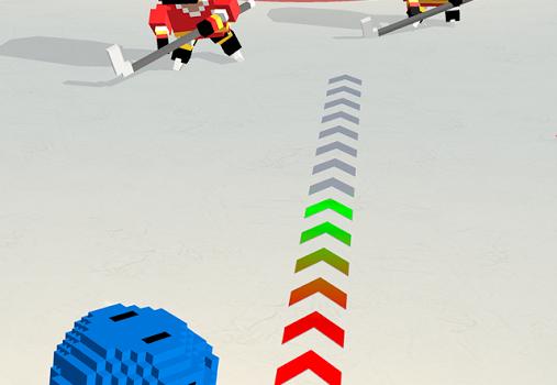 Blocky Hockey Ekran Görüntüleri - 4