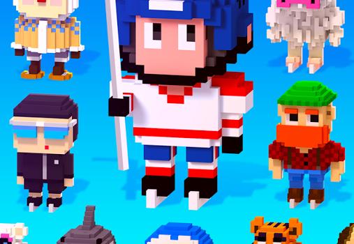 Blocky Hockey Ekran Görüntüleri - 1