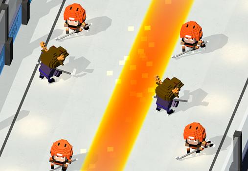 Blocky Hockey Ekran Görüntüleri - 3