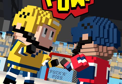 Blocky Hockey Ekran Görüntüleri - 2