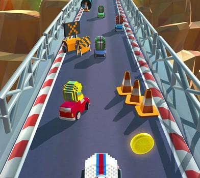 Blocky Racer Ekran Görüntüleri - 5