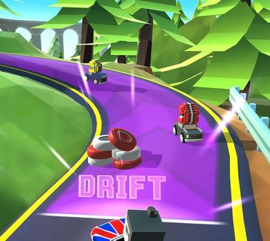 Blocky Racer Ekran Görüntüleri - 4