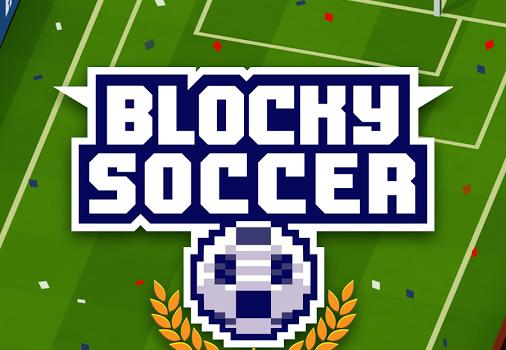 Blocky Soccer Ekran Görüntüleri - 5